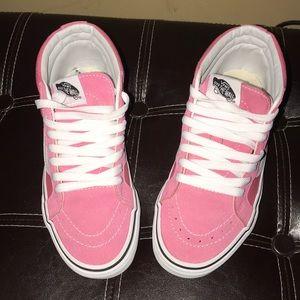 EUC VAN sneakers lemonade